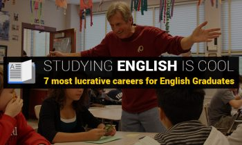 7 most lucrative careers for English Graduates