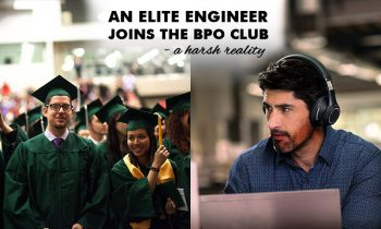 You Never Wanted to Join BPO after Your Engineering Degree