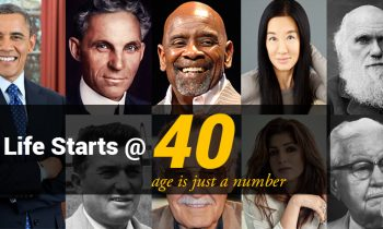 Age is Just a Number! These People Proved It by Becoming Popular After Hitting Forties