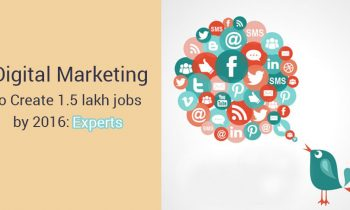 Digital Marketing to Create 1.5 lakh jobs by 2016: Experts