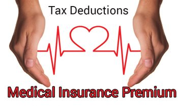 You can save tax on Medical Insurance.