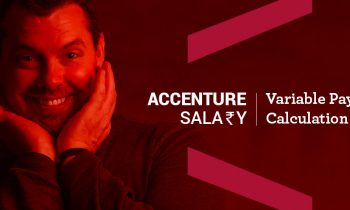 Accenture Salary and Variable Pay Calculation