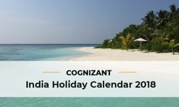 Holiday List of CTS 2018